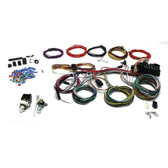 garage sale speedway universal 20 circuit wiring harness Speedway Wiring Harness Diagram Speedway Universal 20 Circuit Wiring Harness #6