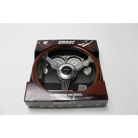 Garage Sale - Grant 1057 Classic Banjo Steering Wheel