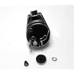 Garage Sale - Tuff Stuff GM Saginaw Power Steering Pump With Reservoir, Chrome