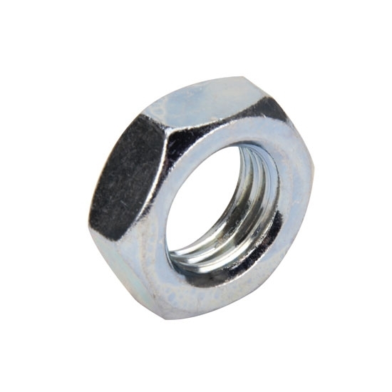 Garage Sale - Steel Hex Jam Nut, 1-1/4 Inch, Zinc Plated