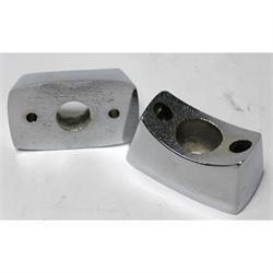 Garage Sale - Model T Cowl or Tail Light Bracket for 9-1/2 Inch Lamp, Chrome