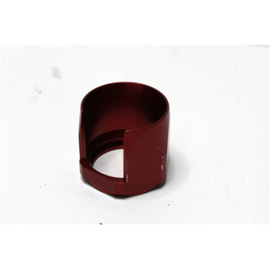 Garage Sale - Tube Seal End, Red Anodized, -20 AN, 1-5/8 Inch I/D