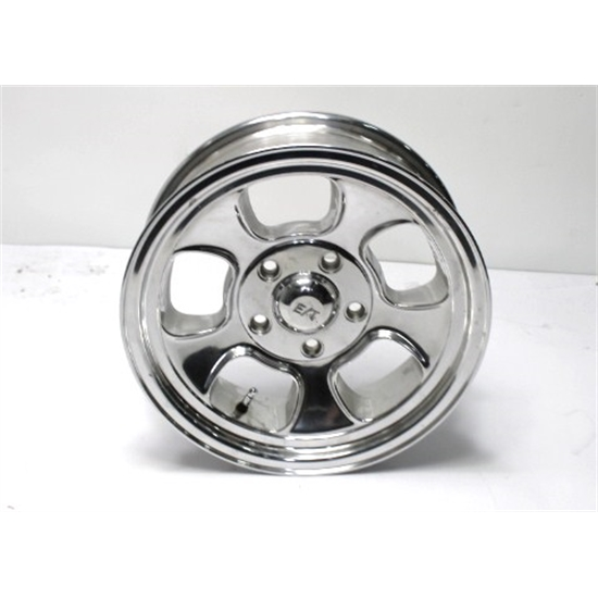 Garage Sale - Team III Wheels Five Window Wheel-Pol-15x5-5 on 4.75-2-7/8 Backspace