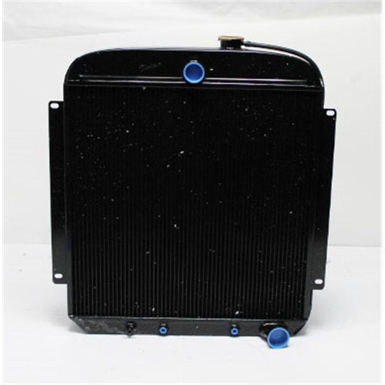 Garage Sale - Walker Z-Ac513-1 Z-Series 1946-48 Chevrolet Radiator w/ A/C Condenser
