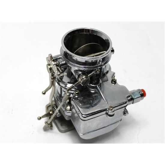 Garage Sale - Speedy's 9 Super 7 Chrome Primary 3-Bolt 2 Barrel Carburetor