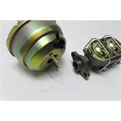 1958-64 Chevy Full-size Car Brake Booster Combo Drum//Drum Disc//Disc
