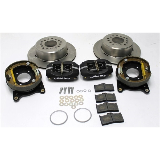 Garage Sale - Wilwood 140-7141 Rear E-Brake Kit - GM 12 Bolt Axle