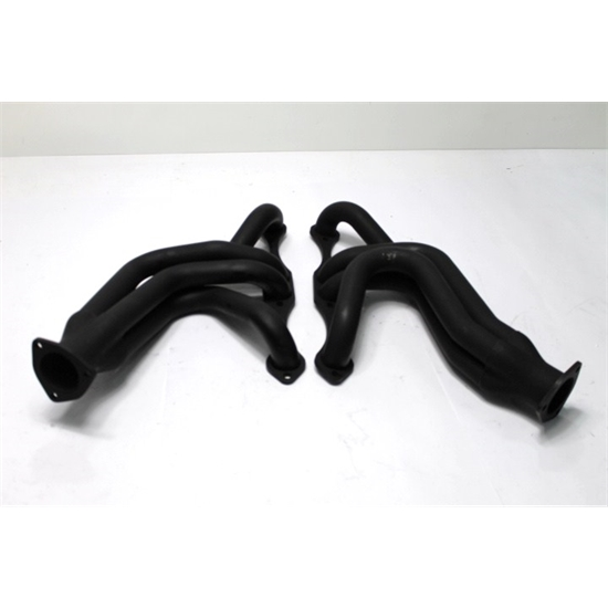 Garage Sale - Small Block Chevy Universal Street Rod Headers, Black