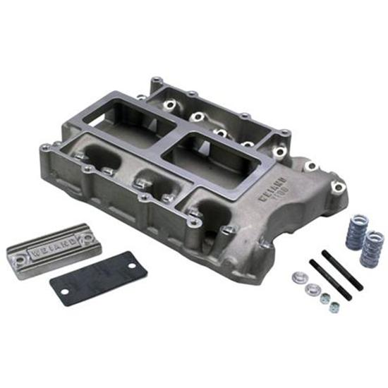 Garage Sale - Weiand 7138WIN 331-392 Hemi Blower Intake Manifold
