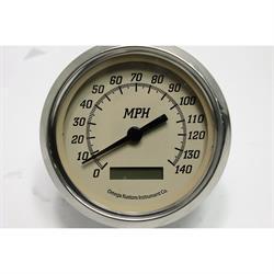 "Garage Sale - 4"" 140 Mph Speedometer, ProgrammableBeige"