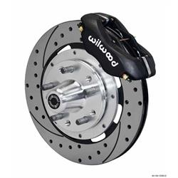 Wilwood 140-13395-D FDL 12.19 Inch Front Brake Kit, 1971-76 AMC