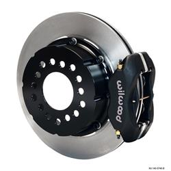 Garage Sale - Wilwood 140-5746-B FDL Rear Brake Kit, Chevy 12 Bolt-Spec 3.15 Brng