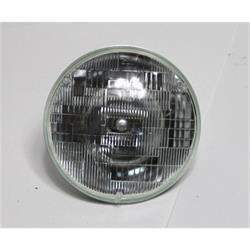 12 Volt 7 Inch Round Hi/Low Halogen Headlight Bulb