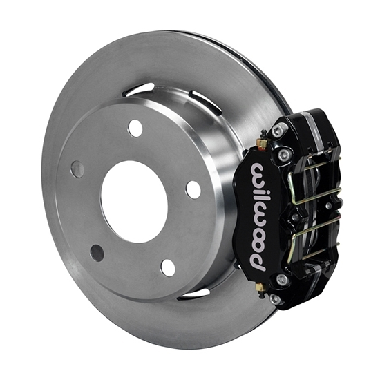 Garage Sale - Wilwood 140-13664, Dynapro Lug Mount Pro-Series Rear Disc Brake Kit