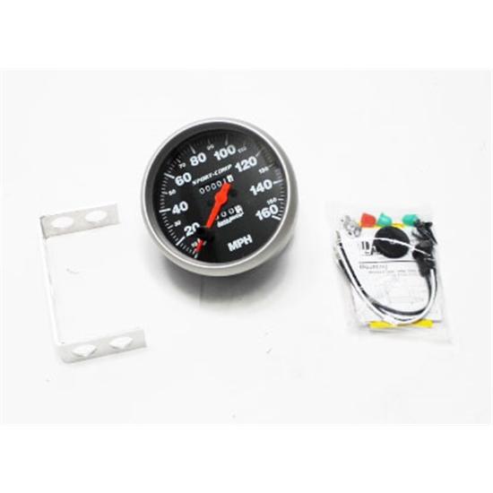 Auto Meter 3983 Sport-Comp GPS Speedometer Automotive