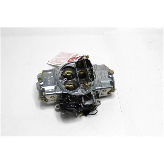 Holley FR-80670 670 CFM Street  Avenger Carburetor Vacuum Secondary Elec Choke