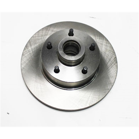 11 Inch Mustang II Rotor with GM 4.75 Inch Bolt Circle, Metric Ca