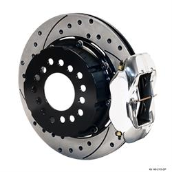 Garage Sale - Wilwood 140-2115-DP FDL Rear Brake Kit, Big Ford 2.36 Off