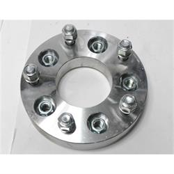 Garage Sale - Billet Aluminum Early Ford Wheel Adptr 5 on 5 In to 5 on 5-1/2, 5 Lug