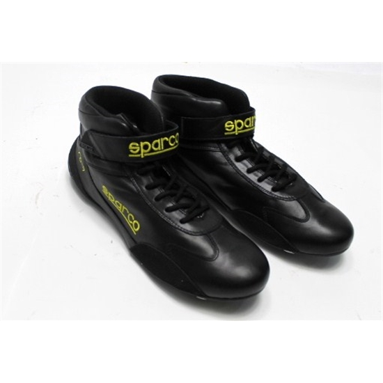 Garage Sale - Sparco Cross RB-7 Racing Shoes, Black, Size 14
