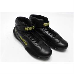 Garage Sale - Sparco Cross RB-7 Racing Shoes, Black, Size 14