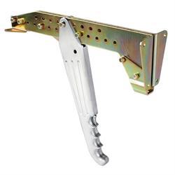 Garage Sale - Lokar EHB-9201 Under-Dash Emergency Brake Arm, Chrome