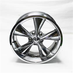 Garage Sale - Boyds Wheels BC1-886145C Junkyard Dog 18x8 Chrome Wheel, 5 on 4-3/4
