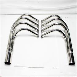 Small Block Ford Sprint Roadster Headers, Stainless Steel