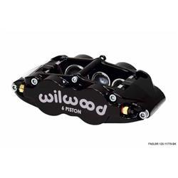 Wilwood 120-11780-BK Forged Narrow S