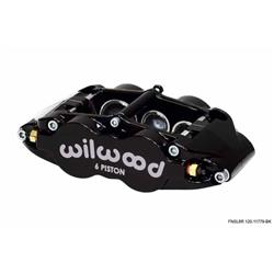 Wilwood 120-11781-BK Forged Narrow S