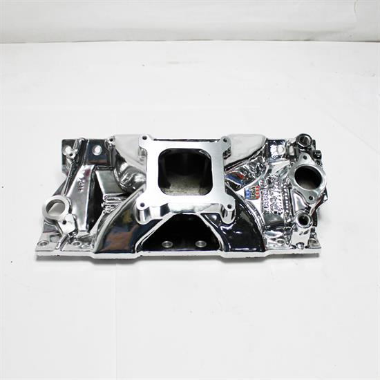 Garage Sale - Edelbrock 29754 Victor Jr. Series Intake Manifold, Small Block Chevy