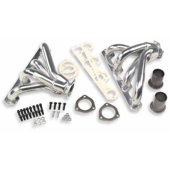 Garage Sale - Flowtech 32000FLT Block Hugger Header, Ceramic Coated