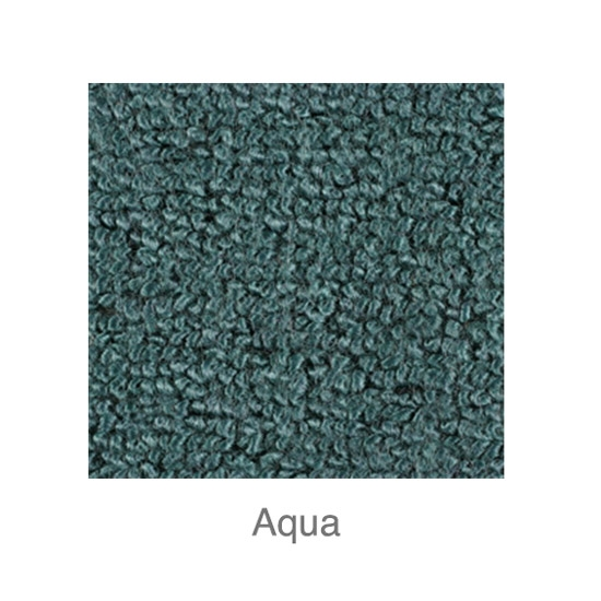 Garage Sale - ACC 1962-1967 Chevrolet Chevy II/Nova 2 Door Loop Carpet Kit, Aqua
