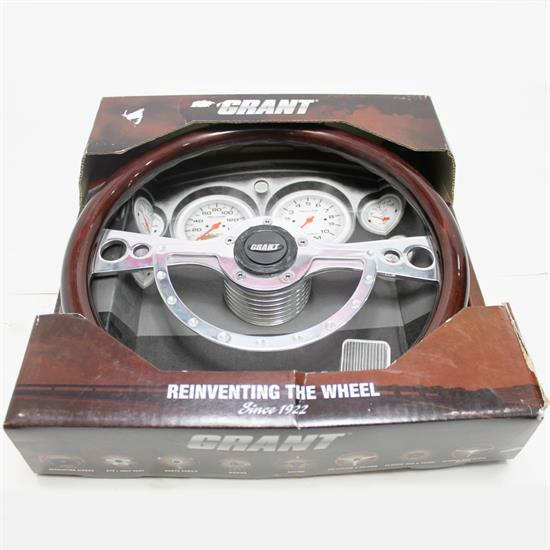 Garage Sale - Grant 15852 Heritage Collection Deuce Steering Wheel, 14-3/4 Inch
