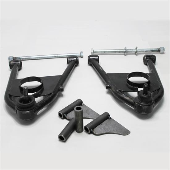 Garage Sale - Speedway Mustang II Tubular Offset Lower Arms for Stock Spring/Shock, No Strut