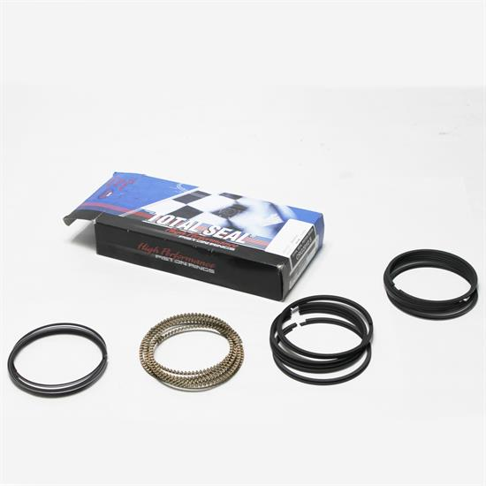 Garage Sale - Total Seal Conventional Piston Rings, 4.00 Bore, Style E, 005