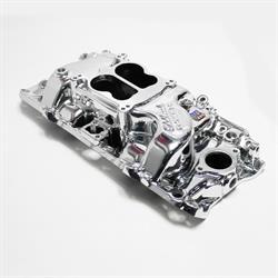 Garage Sale - Edelbrock 21614 Performer Intake Manifold, EnduraShine, Chevy 396-454