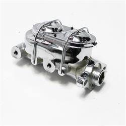 Garage Sale - Chrome Power Brakes Master Cylinder