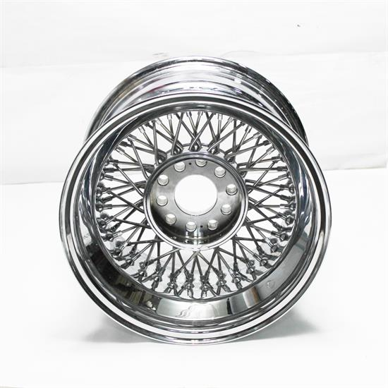 "Garage Sale - Dayton Wire Wheel 15""x10"" Rear"