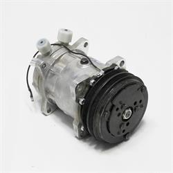 Garage Sale - V-Belt AC Compressor, Plain