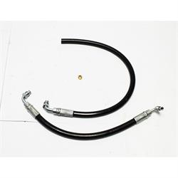 Garage Sale - OEM 74-78 Mustang II/74-80 Pinto Power Rack Power Steering Hose Kit