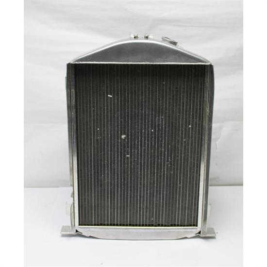 Garage Sale - Griffin Radiators 4-232BX-AAA 1932 Ford Aluminum Radiator, Chevy V8