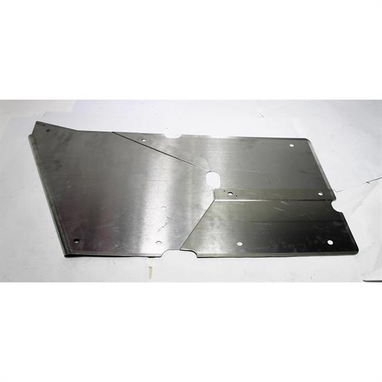 Garage Sale - Eagle Motorsports® 3 Piece Side Panel - LH, Raised Rail