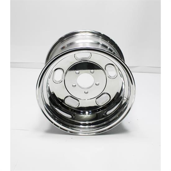 Garage Sale - Circle Racing Wheels Billet Gasser II Kidney Bean Wheels, 10 Inch, 4-1/2
