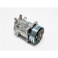 Garage Sale - Vintage Air 04808-VUA Double V Groove Pulley Air Compressor, Standard
