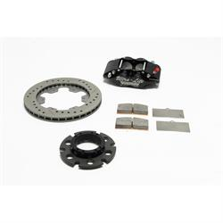Garage Sale - Ultra Lite 410-8100B Sprint Inboard Brake Kit, Titanium Rotor, Black