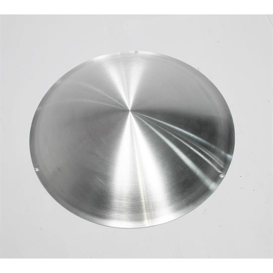 Garage Sale - Spun Aluminum Disc 15 Inch Wheel Cover, Deep Dish