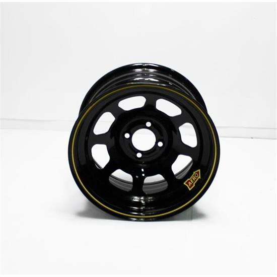 Aero 55-184020 55 Series 15x8 Inch Wheel 4-lug 2 Inch BS 4 on 4 BP