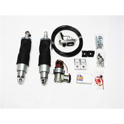 Garage Sale - RideTech Shockwave 7000 Series Air Ride Rear Kit, 13 Inch Ride Height