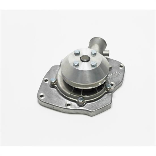 Snow White Small Block Ford Shorty Water Pump